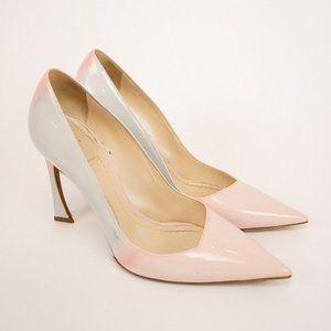 Christian Dior Songe Ombre Patent Pumps